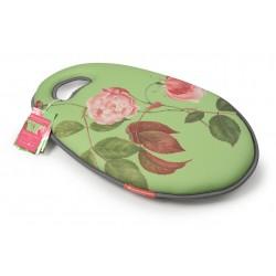 Zestaw chińska róża klęczniki Kneelo®,łopatka i widełki oraz etykiety do roślin