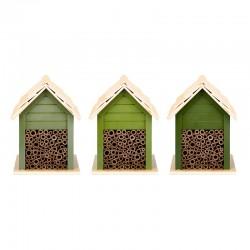 Domek dla dzikich pszczół murarek