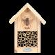 Domek, hotel dla dzikich pszczół