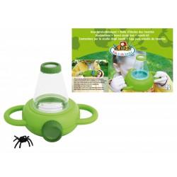 Dziecięce urządzenie do obserwacji owadów