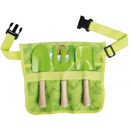Zestaw dziecięcych narzędzi ogrodowych
