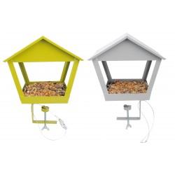 Balkonowy karmnik dla ptaków