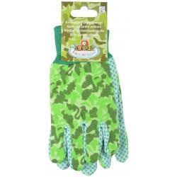 Dziecięce rękawiczki ogrodowe chłopięce