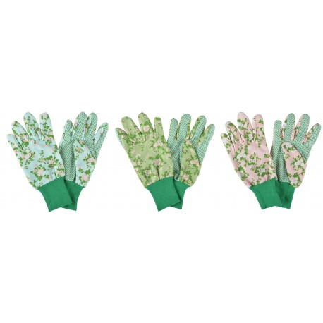 Damskie rękawiczki do prac ogrodniczych