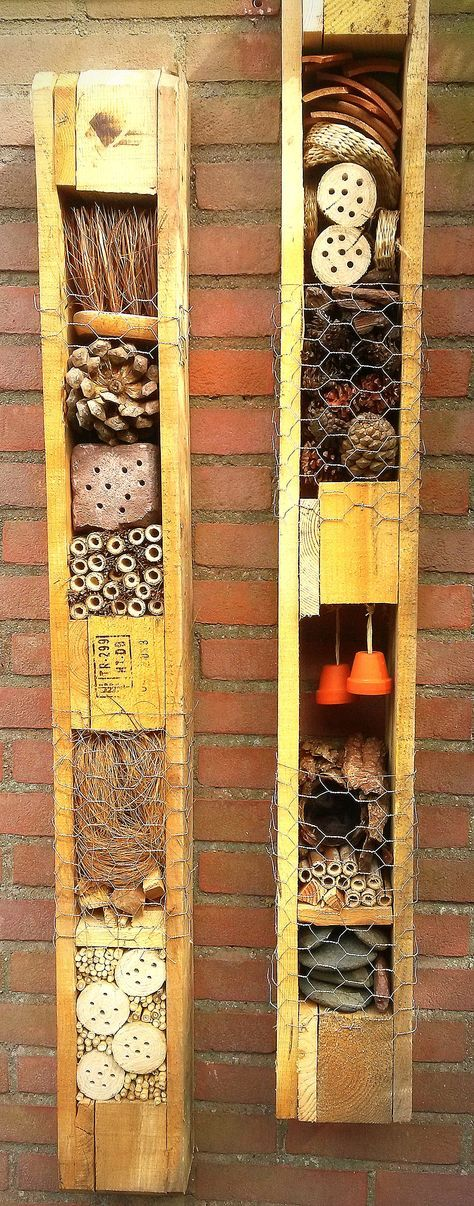 domek dla pszczół euro palet